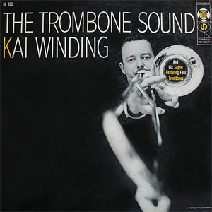 Trombone Sound Original LP Cover Art
