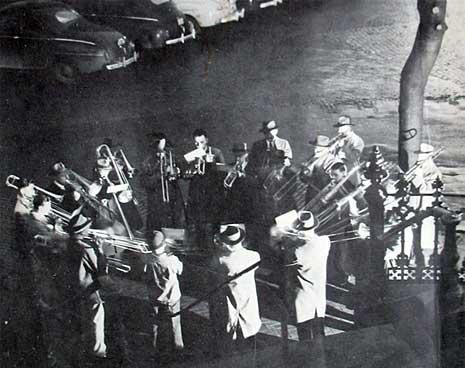 Bethlehem trombonists focus sound energy safely inward