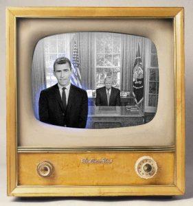 Twilight Zone with Donald Trump