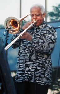 picture of slide hampton