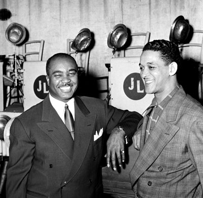 Trummy Young with jimmy Lunceford